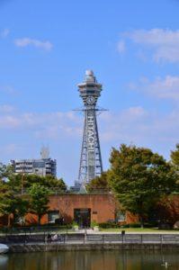 大阪府の通天閣