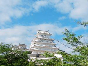 兵庫県の姫路城