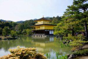 京都府の金閣寺