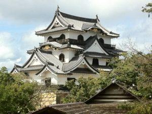 滋賀県の彦根城