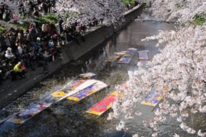 岩倉市ののんぼり洗い
