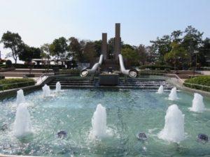 海津市の公園