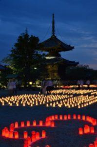 太子町の太子聖燈会