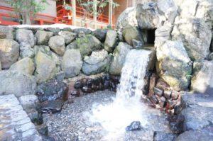 鈴鹿市のかなえ滝
