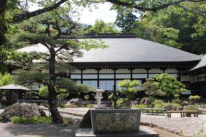 身延町のお寺