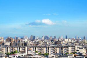 豊中市の風景