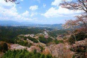 吉野町の風景