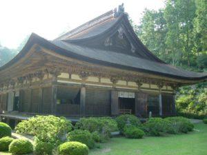 湖南市の善水寺
