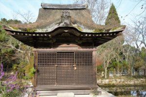 湖南市の長寿寺