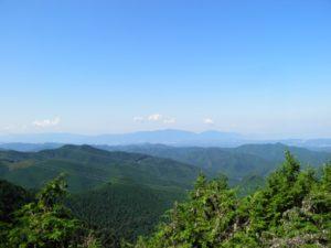 黒滝村の風景