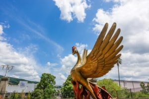 宝塚市の手塚治虫記念館