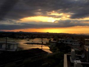 三木市の風景