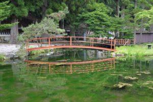 天川村の洞川温泉