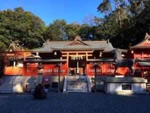 みなべ町の須賀神社
