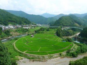 有田川町のあらぎ島