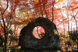 大山崎町の日本庭園