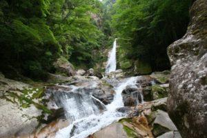 十津川村笹の滝