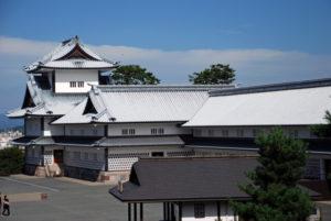 石川県金沢城