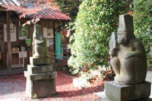 宇治田原町の猿丸神社