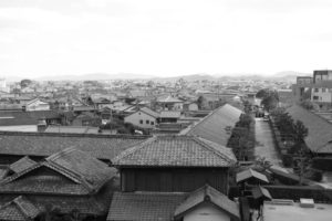 松阪市の風景