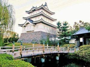 埼玉県の忍城
