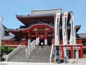 愛知県の大須観音