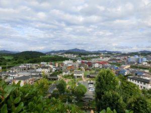 福知山市の風景