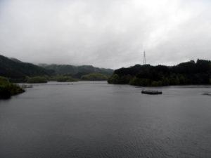 山添村布目湖