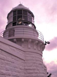 京丹後市の経ヶ岬灯台