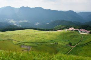 曽爾村の曽爾高原