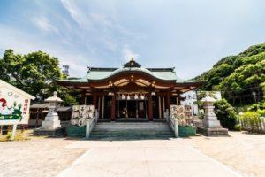洲本市厳島神社