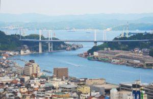 尾道市の風景