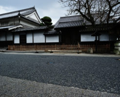 矢掛町の本陣跡