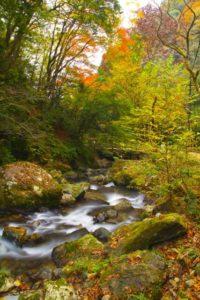 真庭市神庭の滝