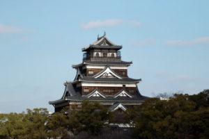 広島市の広島城