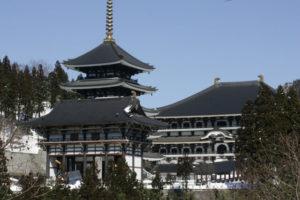 香美町の長楽寺