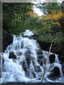 能美市の七ツ滝