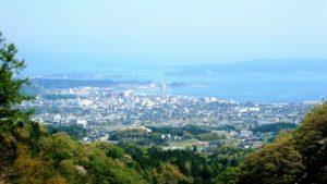 七尾市の風景