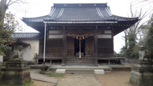 津幡町の加賀神社