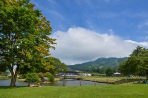 軽井沢町の風景