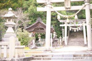 中能登町の能登比咩神社