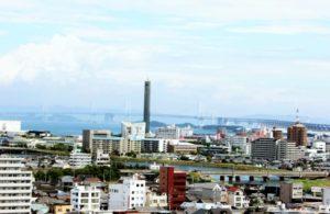 丸亀市の風景