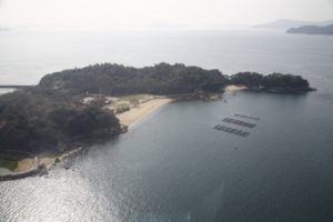坂出市の沙弥島