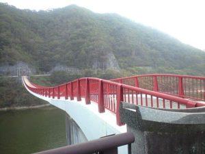 世羅町の夢吊橋