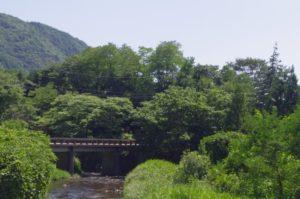 辰野町の大自然