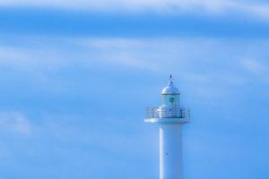 梶取崎の灯台