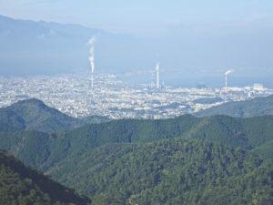 四国中央市の風景
