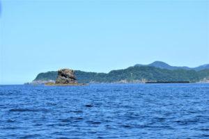 岩美町 日本海の風景