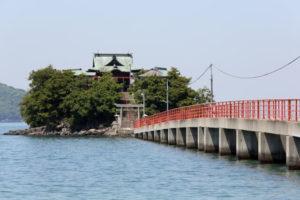 三豊市 津嶋神社