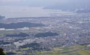 敦賀市の風景